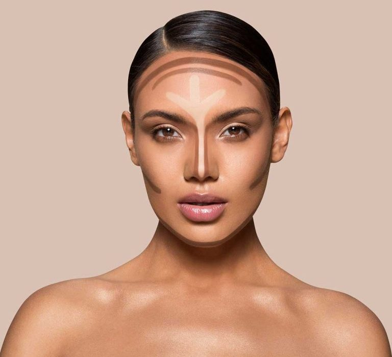 How to Contour Makeup in 5 Easy Tips