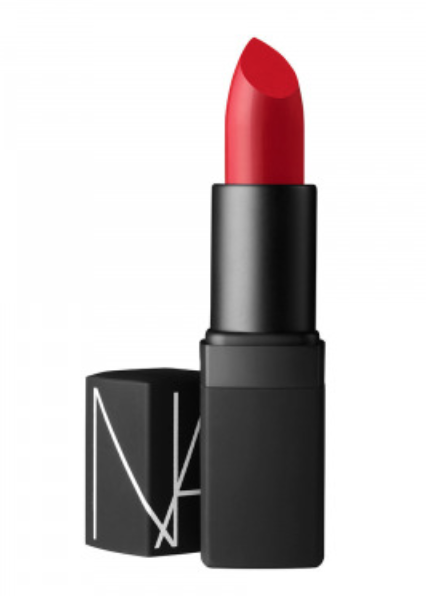 Nars - Semi Matte Lipstick, Jungle Red