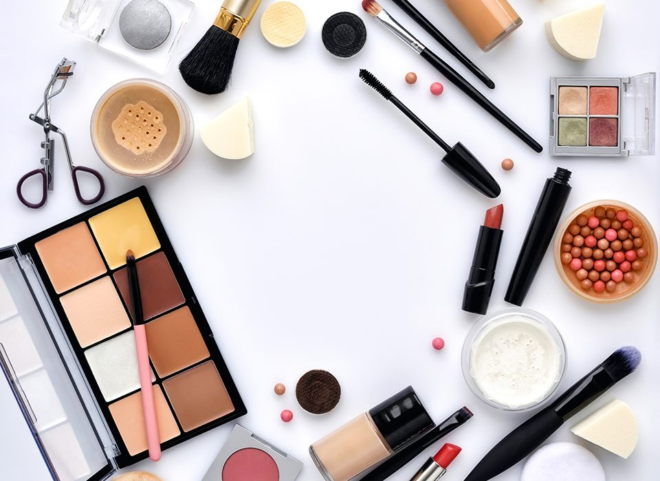 Apply Makeup Products
