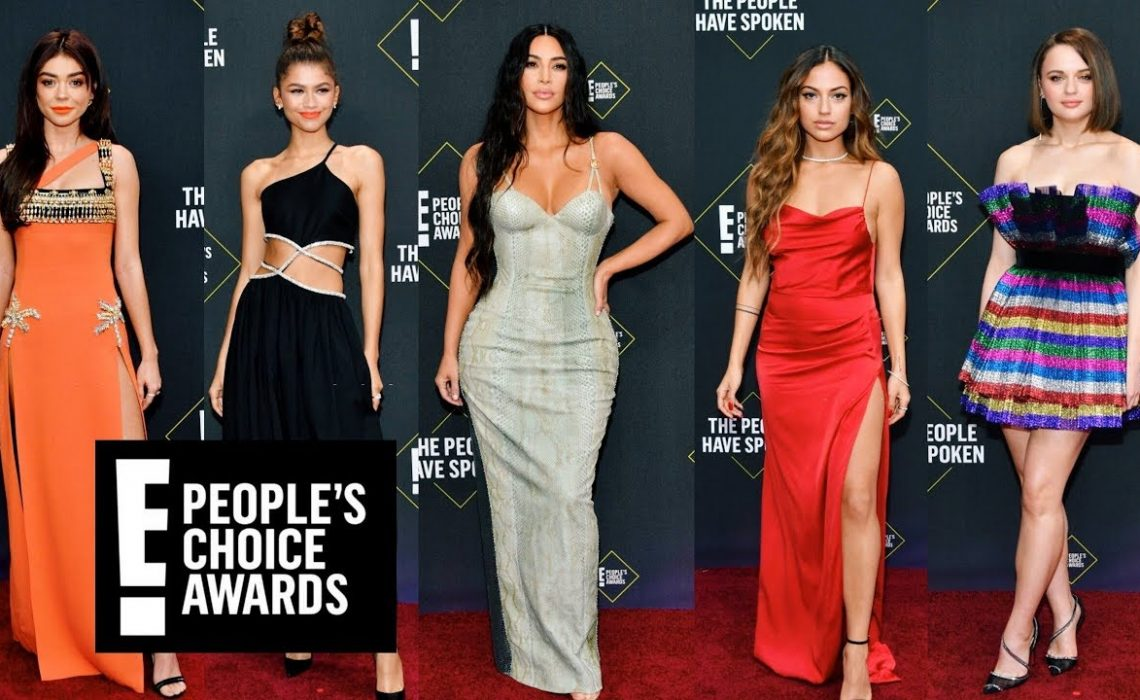 Top 9 Beauty Looks From the 2019 People's Choice Awards