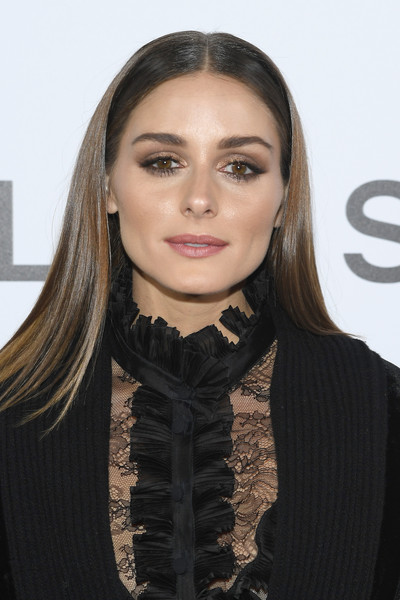 Olivia Palermo's Autumn Eyeshadow Makeup