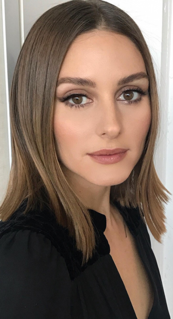 Olivia Palermo's Autumn Makeup