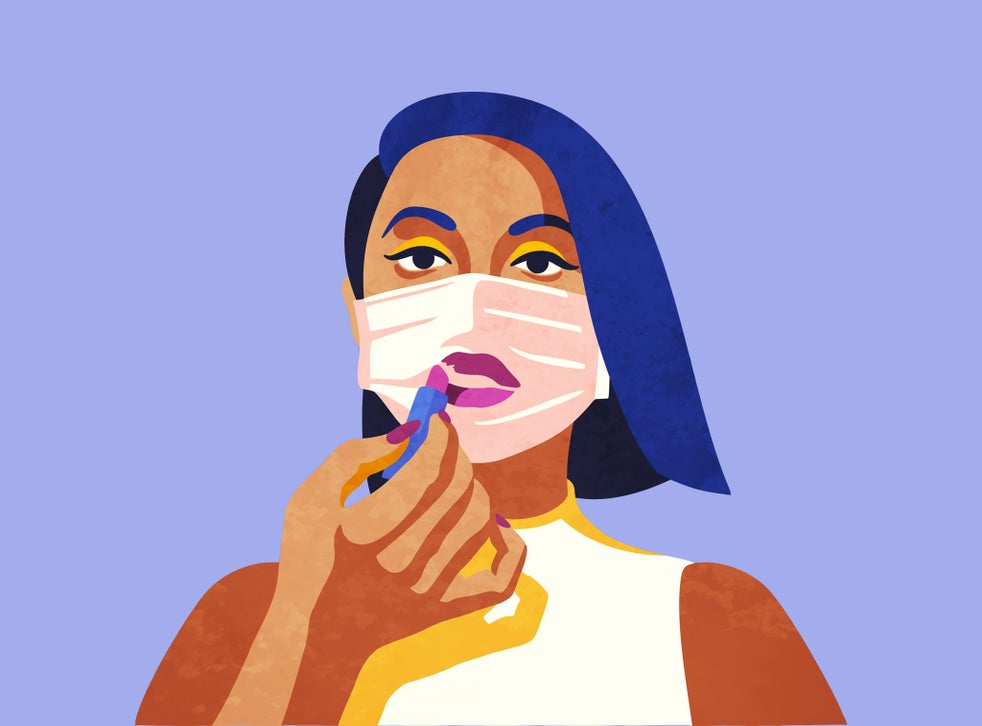 4 Important Point About Makeup with Face Masks