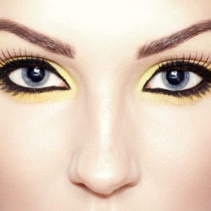 Fox Eye Makeup