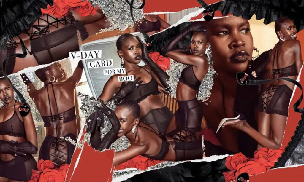 Savage X Fenty Lingerie V-day Card for My Boo Card